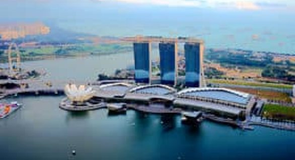 Singapore included in Seven Wonders of Cities 2015