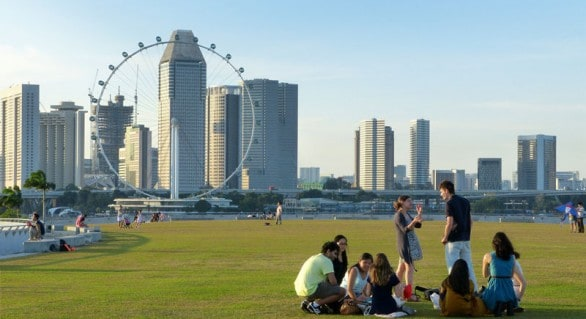 Singapore Ranks Second Safest City In The World