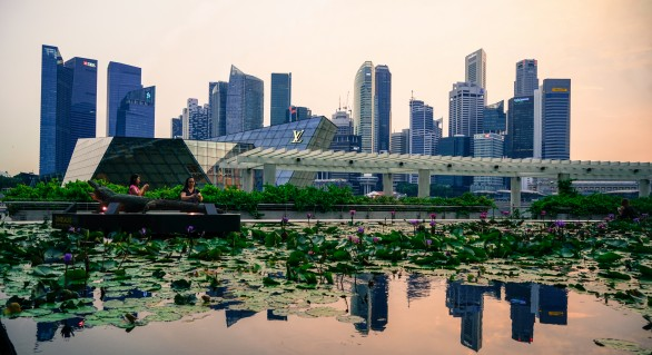Singapore Ranked Third in World Competitiveness Index
