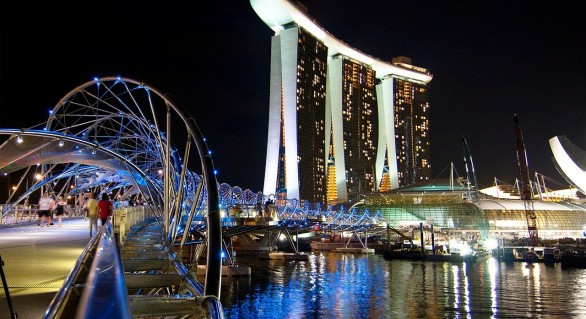 Singapore is the 2015 Top Destination for Expats