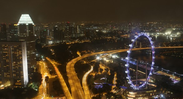 Singapore is still the world's second most competitive economy